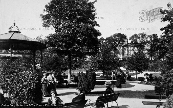 Photo of Harrogate, Valley Gardens 1907
