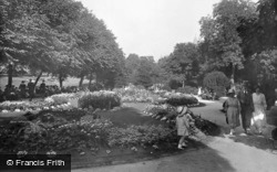 Valley Gardens 1921, Harrogate