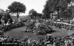 Harrogate, Valley Gardens 1928