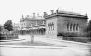 Harrogate, Victoria Baths 1888