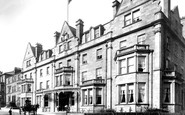 Harrogate, Wellington Hotel 1902
