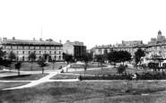 Harrogate, White Hart Hotel 1902