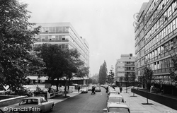 Harrow, Municipal Buildings And Council Offices c.1966