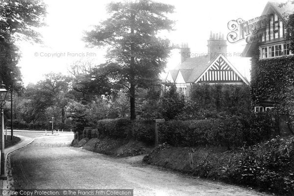 Photo Of Harrow On The Hill Grove Hill 1906 Francis Frith