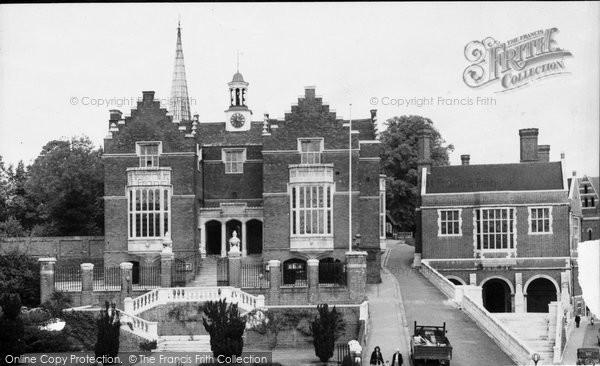 Photo Of Harrow On The Hill Harrow School