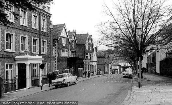 Photo Of Harrow On The Hill High Street