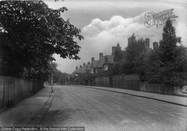 Photo Of Harrow On The Hill Lyon Road 1914 Francis Frith