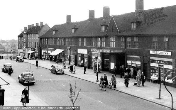 Photo Of Harrow On The Hill Preston Road