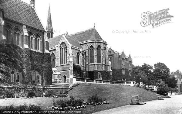 Photo Of Harrow On The Hill Schools 1914 Francis Frith