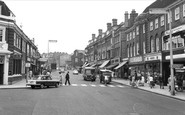 Harrow on the Hill, Station Road c1965