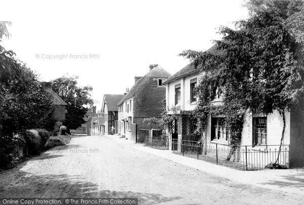 Photo of Hartfield, 1906