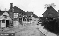 Hartfield, Anchor Hotel 1906