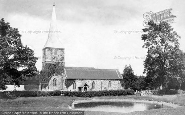 Photo of Hartfield, Church Of St Mary The Virgin 1906
