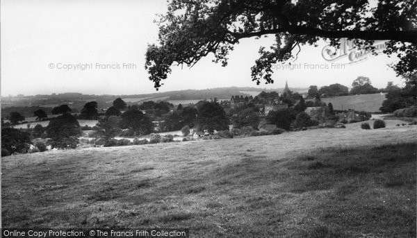 Photo of Hartfield, General View c.1960