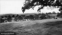 Hartfield, General View c.1960