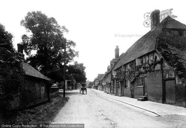 Photo of Hartfield, High Street 1906