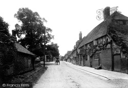 Hartfield, High Street 1906