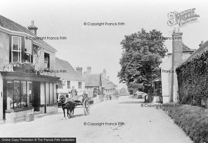 Photo of Hartfield, High Street 1906