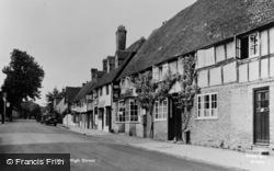 Hartfield, High Street c.1950