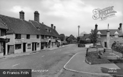 High Street c.1955, Hartfield