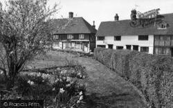 Hartfield, Shops c.1965