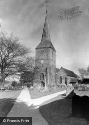 St Mary's Church c.1950, Hartfield