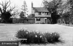 Hartfield, The Lychgate c.1965