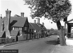 Hartfield, The Village From The Dorset Arms c.1950