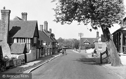 Hartfield, Village From The Dorset Arms c.1950