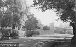 Hartford, Chester Road c.1950