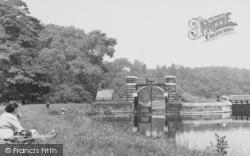 Hartford, Hartford Locks c.1955