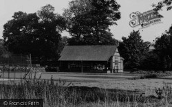 Hartford, Pavilion, The Recreation Ground c.1950
