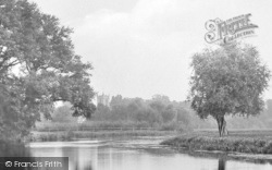 River Ouse And Church 1907, Hartford