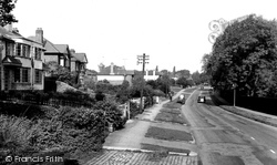 Hartford, School Lane c.1955