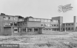 Hartford, Secondary Modern School c.1955