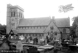Hartford, St John's Parish Church 1900