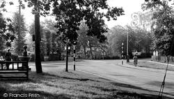 Hartford, The Cross Roads c.1955