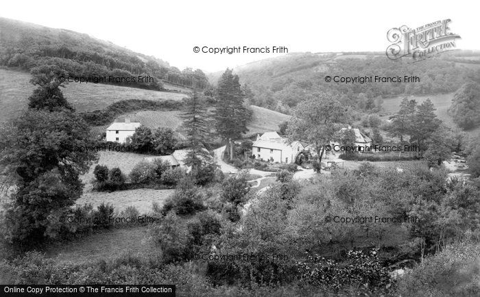 Harford,Mill 1886,Devon