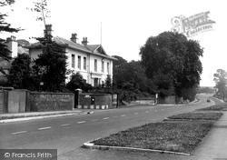 Hartford, Whitehall, School Lane 1940