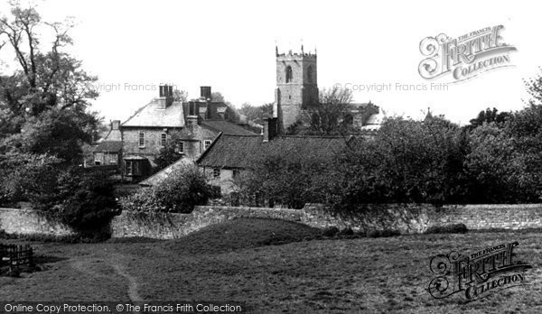 Photo of Harthill, the Church c1955, ref. H193009