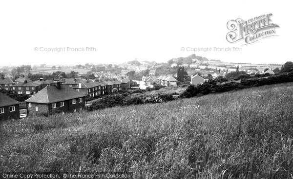 Photo of Harthill, General View c1960, ref. H193026