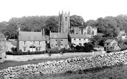 Hartington, the Church c1950