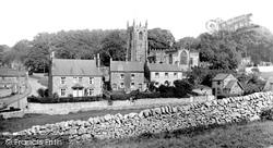 Church Of St Giles c.1950, Hartington