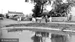 Hartington, The Pond c.1960