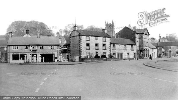 Hartington, Village c1955