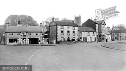 Hartington, Village c.1955