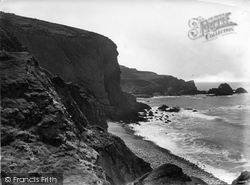 Hartland, Berry Beach And Blackpool Mill 1920