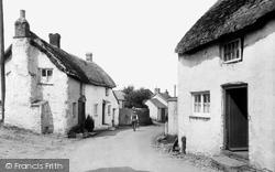 Hartland, Cottages 1929