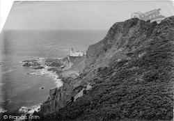 Hartland, Point Lighthouse 1920
