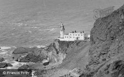 Point Lighthouse 1920, Hartland